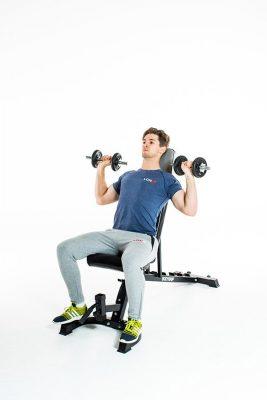 Lunchtime Shoulder Workout