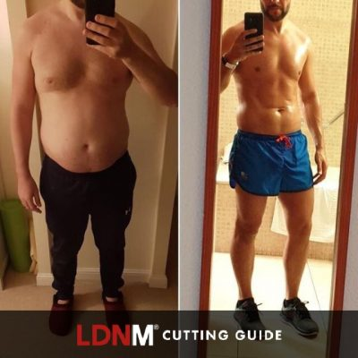 2 stone fat loss transformation
