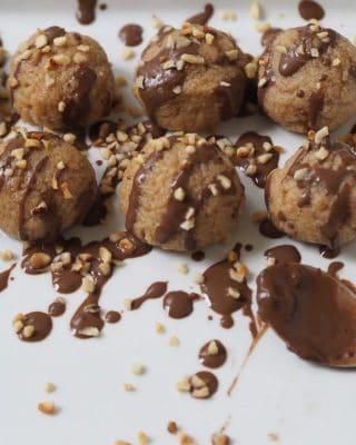 Homemade Protein Truffles