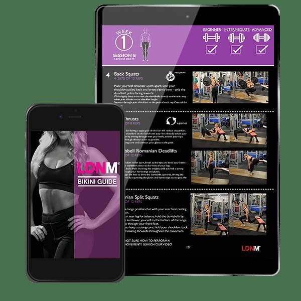 Bikini Guide Ipad & Phone
